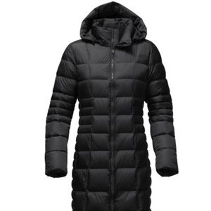 THE NORTH FACE METROPOLIS II PARKA